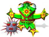Железная лягушка