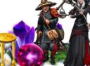 Времена года: Проклятие ведьмы-вороны